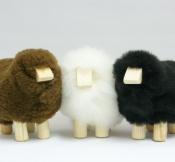Mouton Déco - H 13cm -  uni