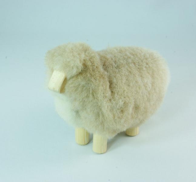 mouton d co hauteur13cm en peau naturelle chez sable et jasmin. Black Bedroom Furniture Sets. Home Design Ideas